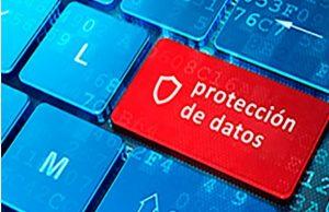 seguro protección de datos